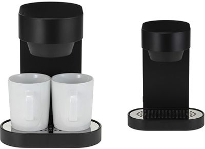 Coffee Maker 2-Cup by Plus Minus Zero - Minimalissimo