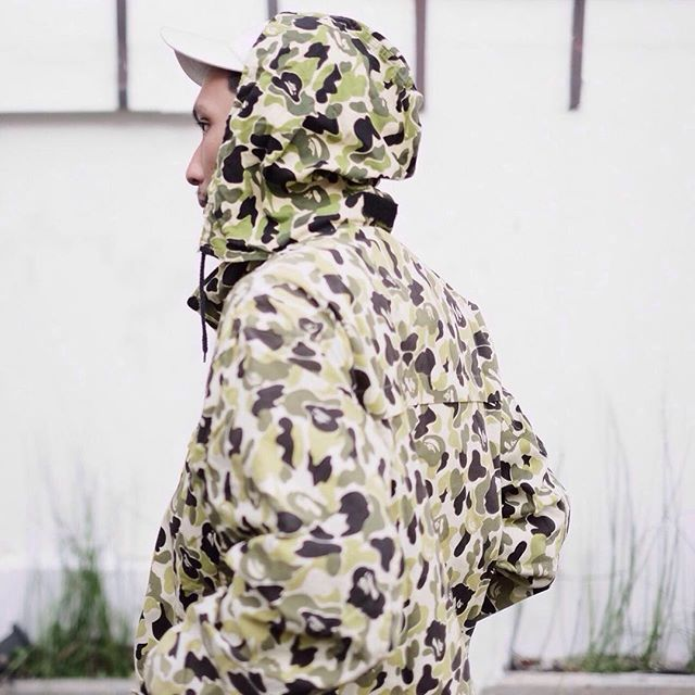 #ProductUpdate || NEW ARRIVAL  A brand synonymous with trend-setting fashion, BAPE brings irresistible boldness to streets from Tokyo to NYC. A BATHING APE elevates the notion of streetwear with each season, catching the attention of fashion influencers, musicians, and athletes alike.  #Affairsstore #BAPE #bathingape #TheHuntersProject