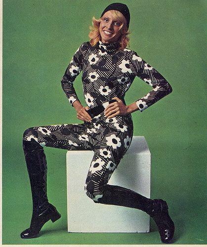 Pierre Cardin Knickerbocker Suit, 1970