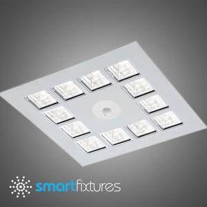 Deckenleuchte 1-DLQ 12 smart fixtures