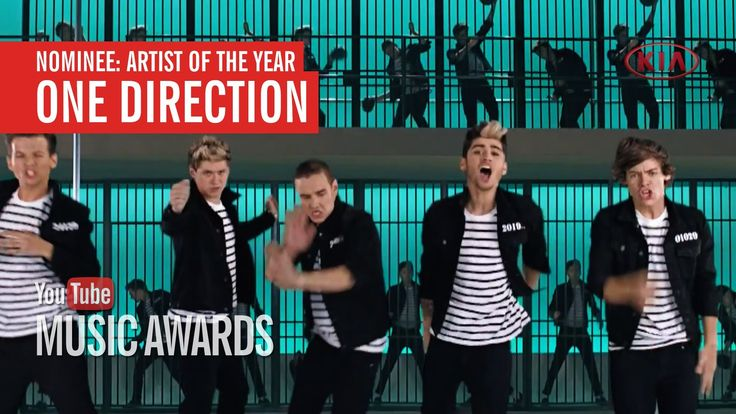 I voted for One Direction to win Artist of the Year at the YouTube Music...REPINING THIS WILL COUNT AS A VOTE!!!!!!
