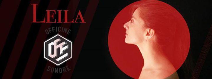 Leila è una cantautrice polistrumentista di base a Roma. Dopo essersi interessata di jazz, improvvisazione, musica elettronica, performance audiovisive e avendo portato in giro per il mondo i progetti nati dalle sue collaborazioni in questi ambiti, pubblica il suo primo album omonimo, nel 2016, per l'etichetta romana Lapidarie Incisioni.Scelta dal RESET festival di Torino dello stesso anno tra più di 400 proposte musicali, ha poi aperto la tappa romana di Umberto Maria Giardini e a gennaio…