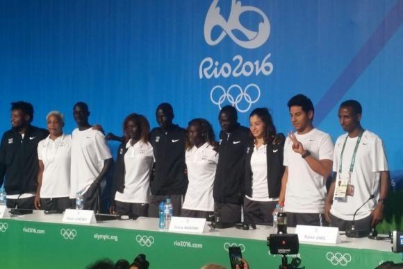 RS Notícias: Judocas congoleses da delegação de refugiados estr...