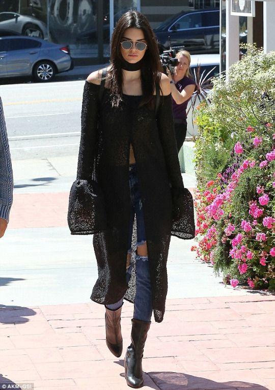 Kendall jenner fashion style