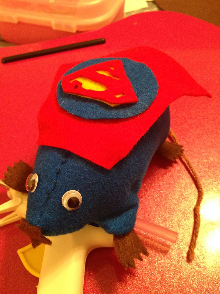 Super-mold, chemistry project
