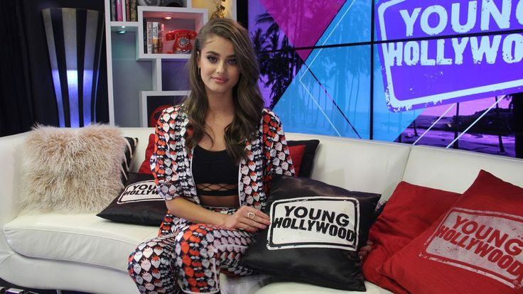 Victoria's Secret Angel Taylor Hill sashays into the YH Studio to tell us all about how she was discovered at a young age to become the modeling sensation she is now and the face of Victoria's Secret bralette collection! She also reveals her Summer must-haves, plus she does a little face swapping with us on Snapchat!