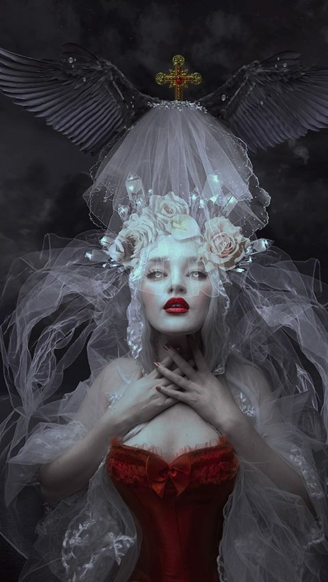 Natalie Shau #fantasy #digital #photo #art