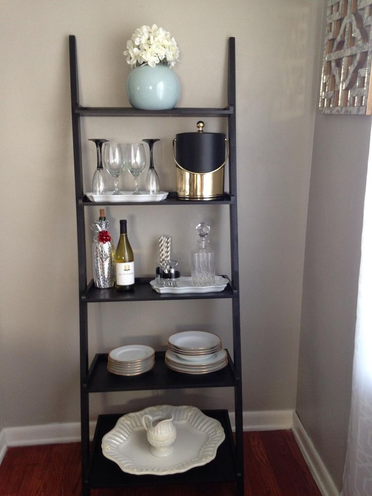 The New Bar Cart Gt The Bar Shelf Just Take An A Frame