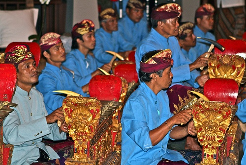 Balinese Music - Indonesia