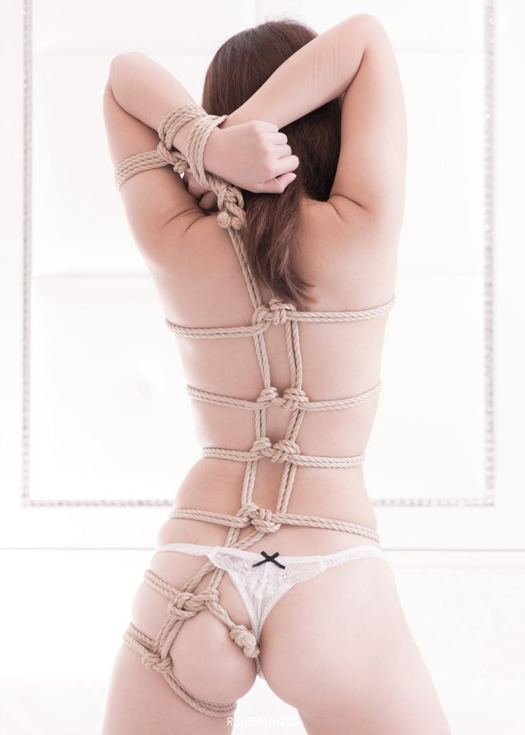 Wow she japanese rope bondage morpheus girl for
