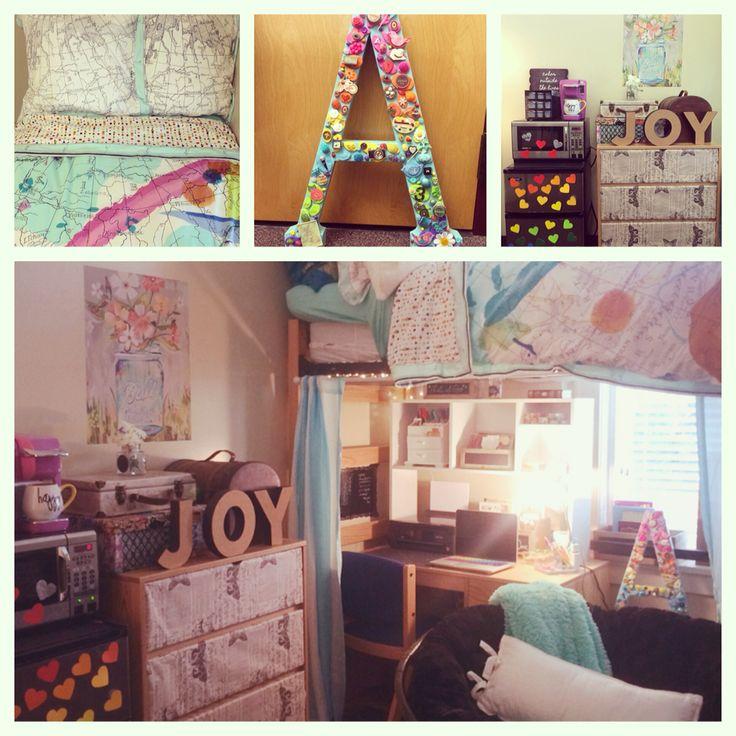 My dorm room at Flagler College FEC  Dorm Sweet Dorm  ~ 113151_Dorm Room Ideas 2015