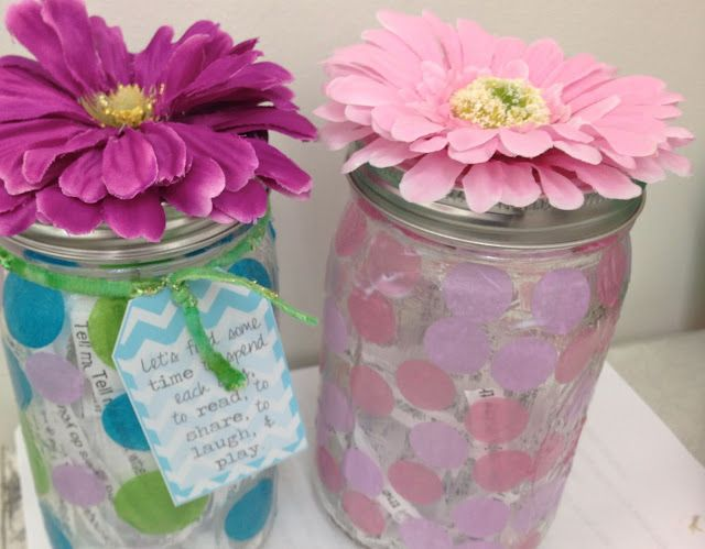 Jedi Craft Girl: Mother's Day Conversation Jar