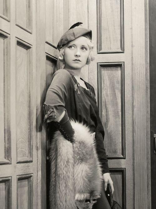 Joan Blondell, 1930s