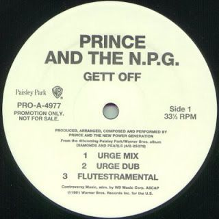 "seratofreak: Prince-Gett Off 12"" rip"