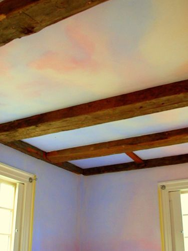 43 best lazure painting techniques images on pinterest for Ceiling mural painting techniques