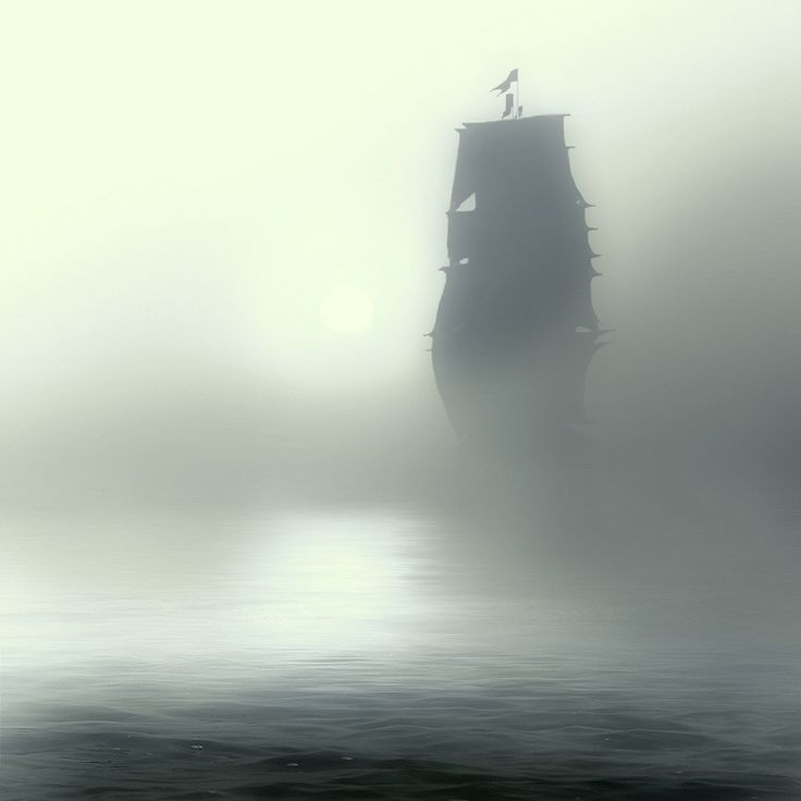 Fantasy Voyager in the Fog - Nikolay T