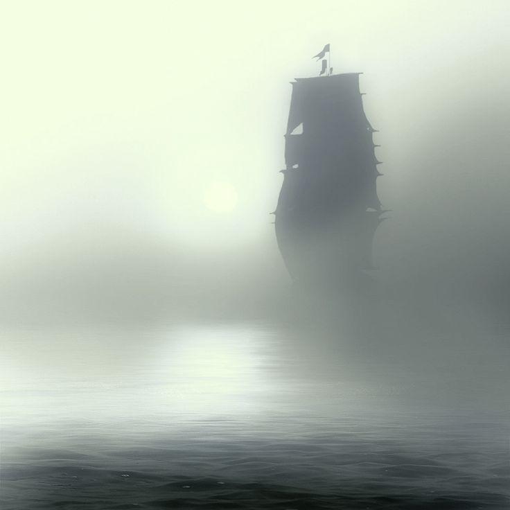 Fantasy Voyager in the Fog - Nikolay T