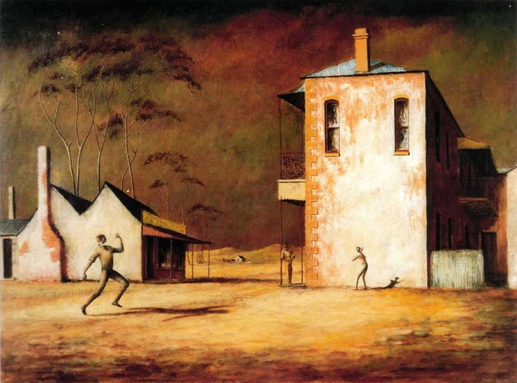 Russell Drysdale: The Cricketers 1948