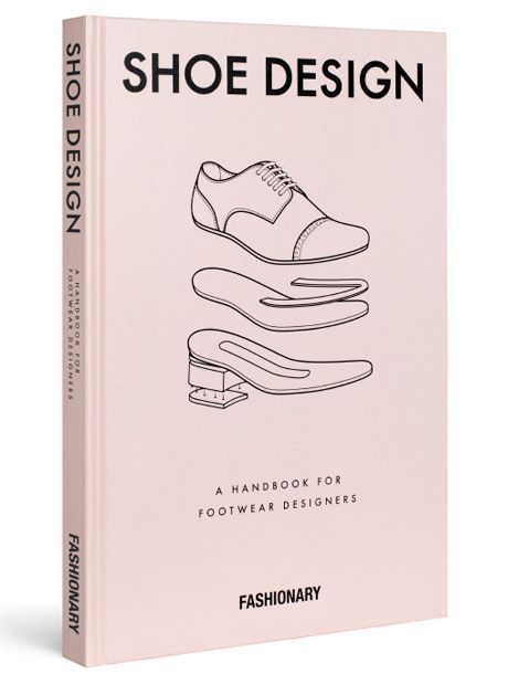 Shoe Design, el primer libro de Fashionary | itfashion.com