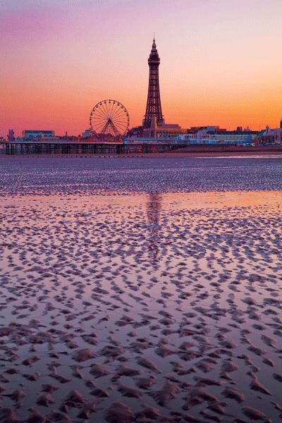 Blackpool Pier. Credit: Visit Britain