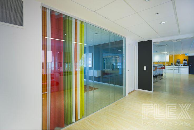 Flex Interior Systems AB - Glassline