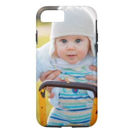 Upload Your Own Photo iPhone 7 Case - click/tap to personalize and buy