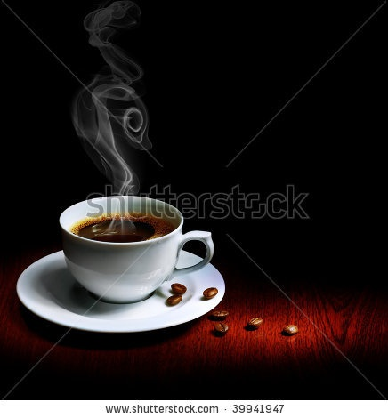 Nothing beats a hot coffee on a cold winter day.