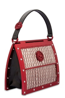 """GYRstyle Handbag - """"Kinetic"""" - Be energetic. Let your energy take over the room. And everyone wants a part of it."""