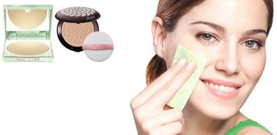 Как легко избавиться от жирного блеска лица