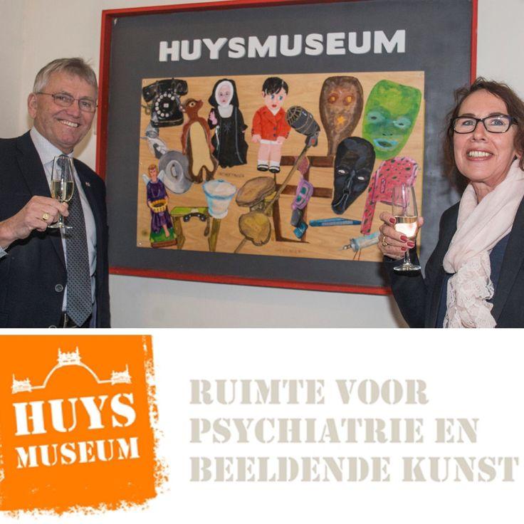 Het Huysmuseum presenteert van 22 november tot maart 2017 de nieuwe expositie 'Van Kracht tot Pracht'. In de nieuwe expositieruimtes wordt u meegenomen op de reis die kunstenaars ondernemen als zij hun werken creëren. Wethouder Jan van Hal opende de expositie op 18 november.