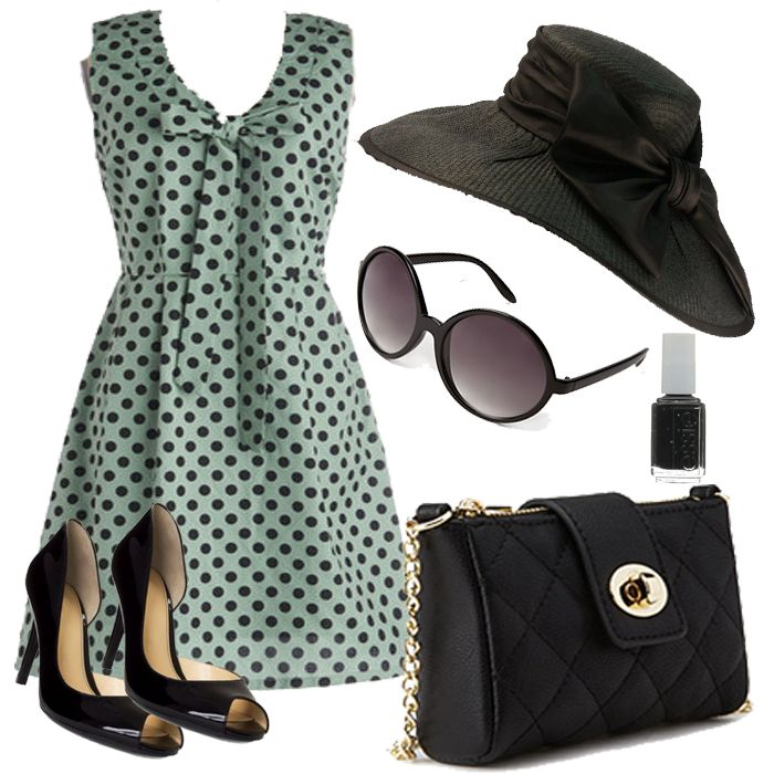 Getting Lucky In Kentucky! Derby Style! #outfits #springoutfits #derbystyle