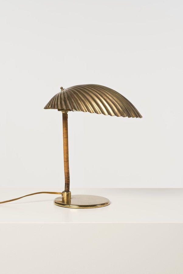 Paavo Tynell Simpukka Lamp,1954.