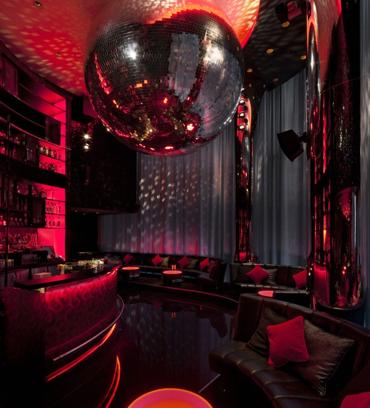 W Hotel London Interior, Leicester Square / By Concrete Architectural Associates…