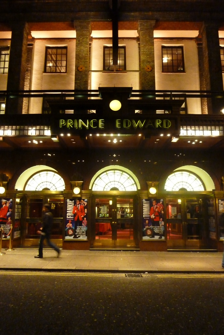 1000+ images about Prince Edward Theatre on Pinterest