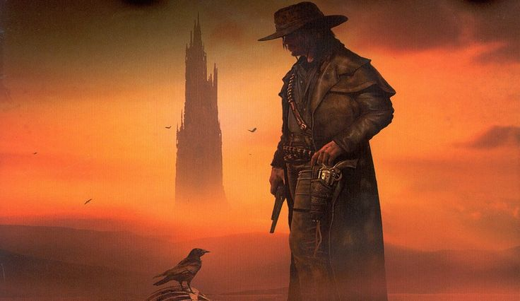 Stephen King's 'The Dark Tower': Dozens Of New Set Photos And HUGE Plot Info Revealed