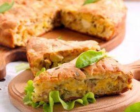 Quiche minceur au thon sans pâte : http://www.fourchette-et-bikini.fr/recettes/recettes-minceur/quiche-minceur-au-thon-sans-pate.html