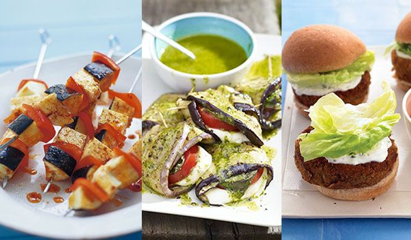17 Of The Best Vegetarian Recipes For Summer BBQs