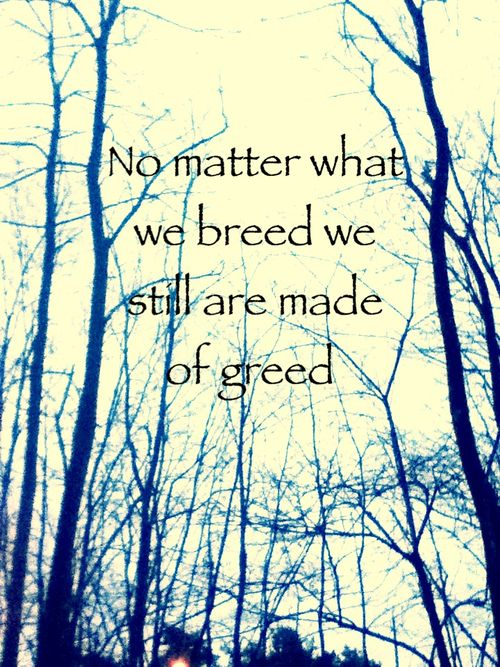 Demons by Imagine Dragons  I find this so true in america! When will enough be enough?