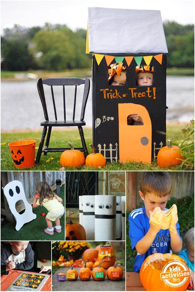 28 OF THE ULTIMATE HALLOWEEN GAMES FOR KIDS