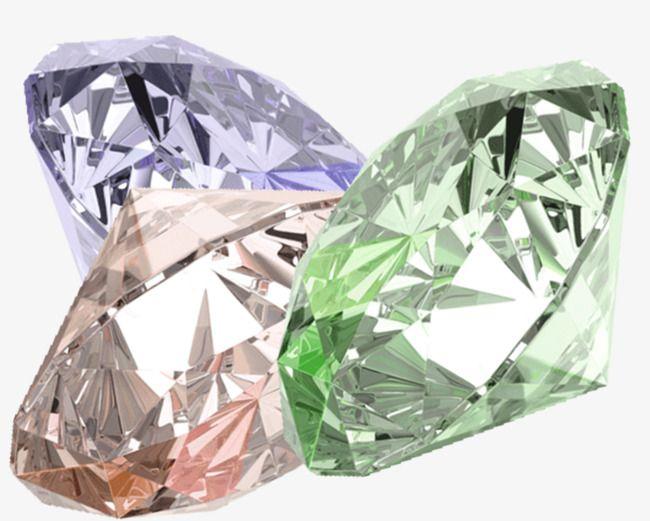 لون الماس شفافة المواد Color Translucent Umbrella