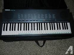 YAMAHA KEYBOARD FOR SALE - $125 (LEWITON)