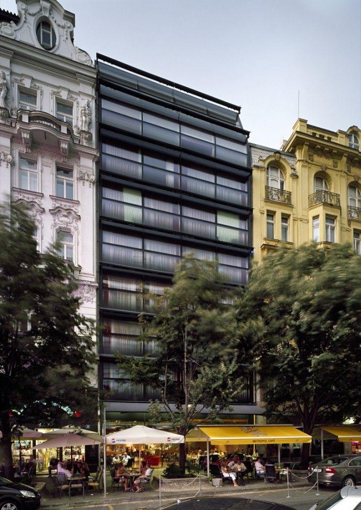 Metropol Hotel – Chalupa Architekti + d u m Architekti