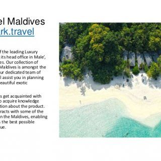 Ark Travel Maldives www.ark.travel ARK TRAVEL is one of the leading Luxury Travel Experts having its head office in Male', the Capital of Maldives. Our coll. http://slidehot.com/resources/ark-travel-maldives-is-a-leading-travel-agent-and-tour-operator-in-the-maldives.37496/