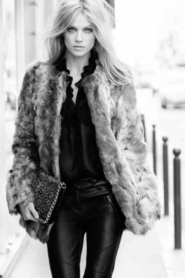 Fur again
