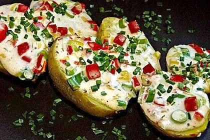 Schnelle Pizza - Ofenkartoffeln, ein tolles Rezept aus der Kategorie Kartoffeln. Bewertungen: 26. Durchschnitt: Ø 4,1.