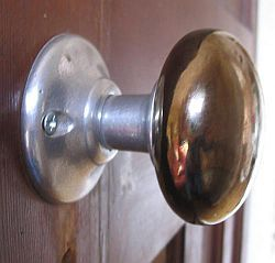Jem was the 1st one to touch the door knob showing that he is somewhat daring and inpatient.