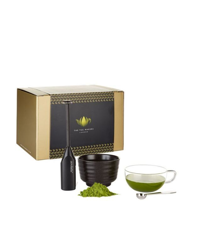 The Tea Makers Of London, Modern Ceremonial Matcha Tea Gift Set, Unisex | Hilary Rhodes on WeShop