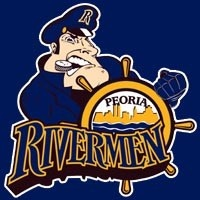 American Hockey League   ... American Hockey League affiliate, the Peoria Rivermen, for