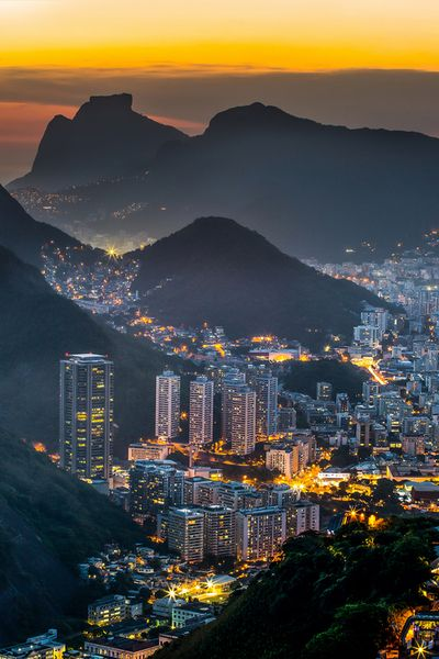 Rio de Janeiro, Brazil. 2 month backpacking trip 2016? End in Rio to see Mexico play soccer in the Summer Olympics.