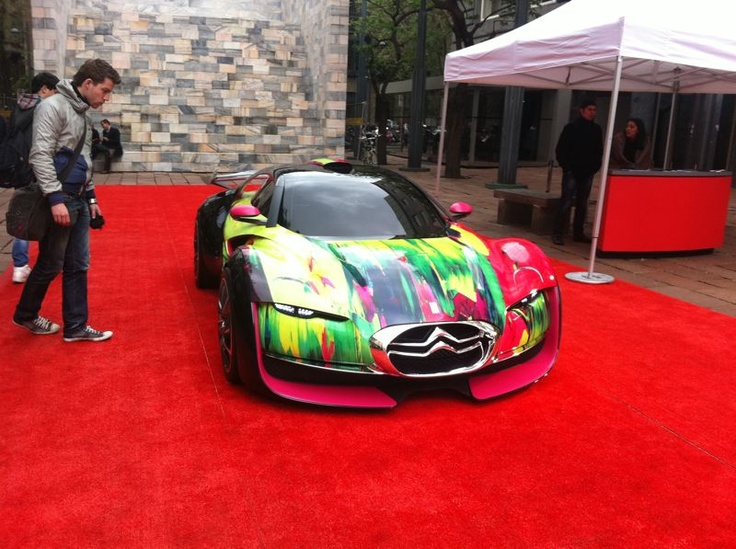 #car #design #Isaloni2012 #Garbelotto & #Masterfloor